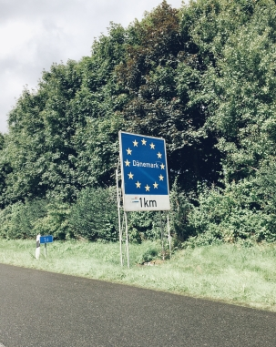 Denmark - Germany Border