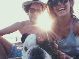 Family time - Sayulita Beach Mexico