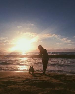Sunset - Sayulita Beach Mexico
