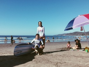Surf lessons - Sayulita Beach Mexico