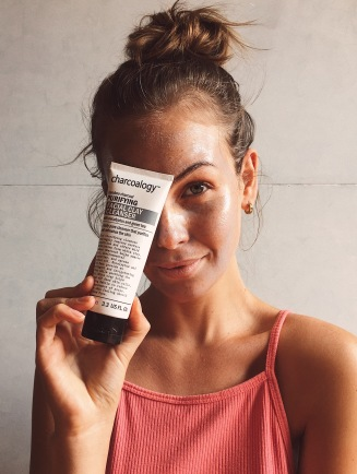 Charcoalogy Facial Cleanser
