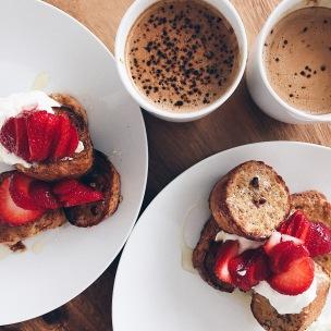 Homemade Breakfast by me