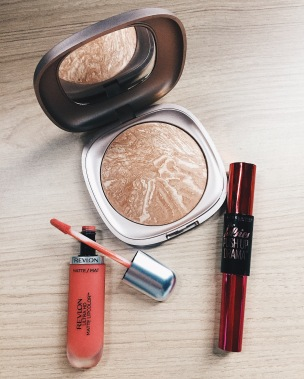 Make up try out KIKO - MAYBELLINE - REVLON