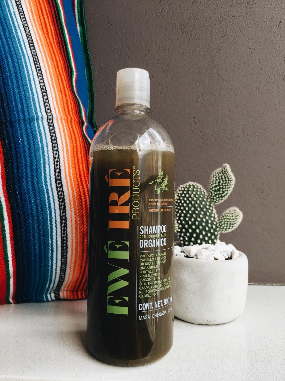 EWE IRE shampoo organico